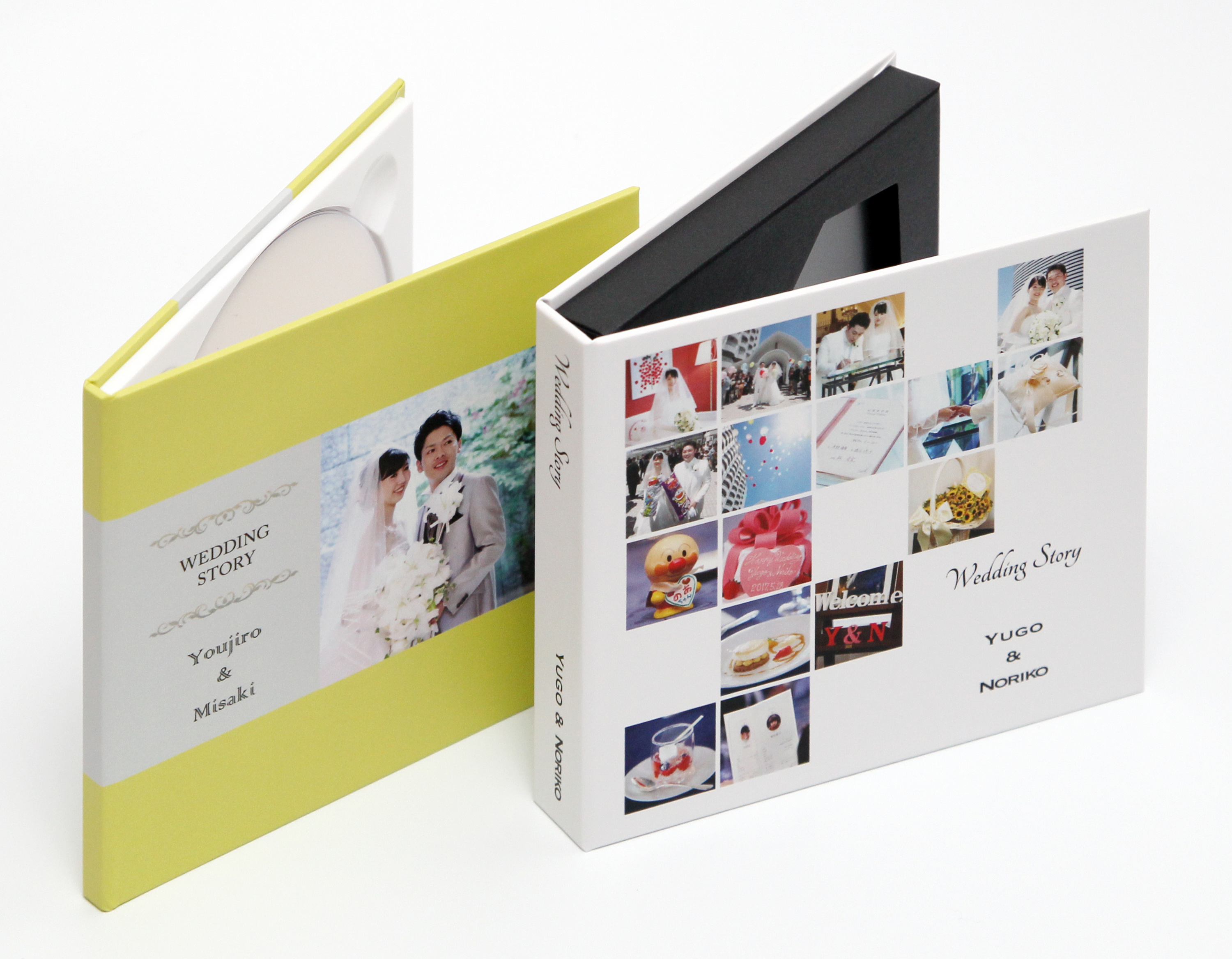 Media Case DVD USB